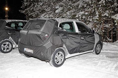 Hyundai I10 2020 Motor Ausstattung by New Hyundai I10 Hits The Road Before 2020 Release Autocar