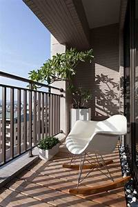 Dco Balcon Et Terrasse D39appartement En Ville