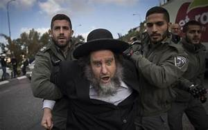 Police officer injured in ultra-Orthodox draft riots | The ...