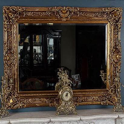 Mirror Antique Gold Wall Chester Decorative