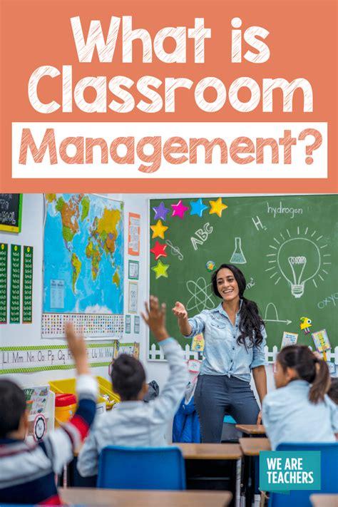 classroom management  guide  newbie