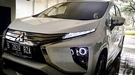 Modifikasi Mitsubishi Xpander by Modifikasi Lu Mitsubishi Xpander Jadi Drl Ala Lexus Begini