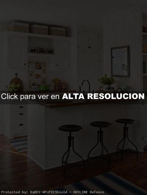 ideas  cocinas pequenas decoracion de interiores