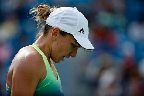 Cincinnati : Simona Halep qualifiée pour les demi-finales - Tennis - WTA - Cincinnati