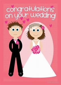 """""""Wedding - Congratulations On Your Wedding!"""" by Emma"""