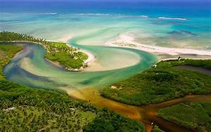 Wallpaper, Landscape, Forest, Sea, Bay, Hill, Nature, Beach, Coast, River, Aerial, View, Cape