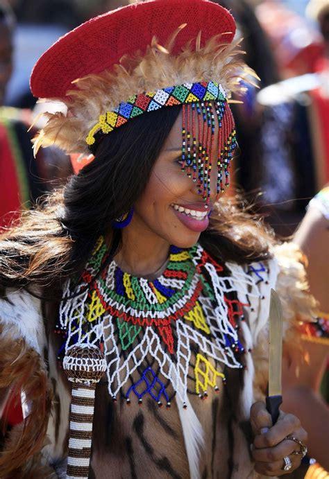 Zulu Culture Fashion u0026 Style | SPICE TV Africa