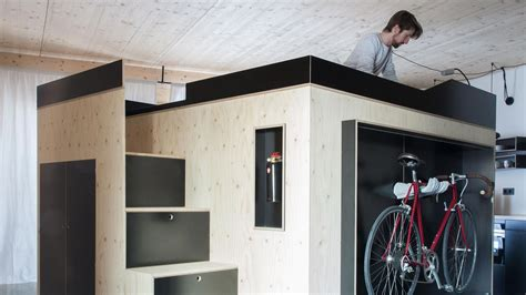 furniture cube  perfect  micro apartments