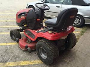 Craftsman Yt 4000 42 Inch 24 Hp Riding Lawn Tractor Model