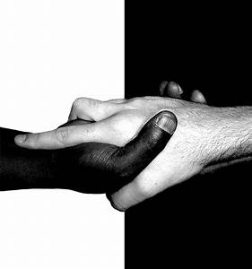 Best Photos of Black And White Hands Together - Black and ...