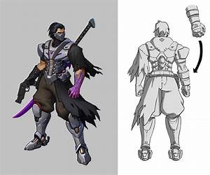 Androxus Behind The Mask And What He Was Before Paladins