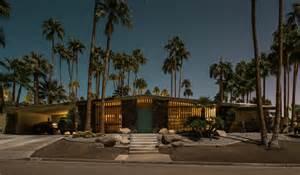 architektur fotografie vollmondlicht fotografie 1950er moderner architektur