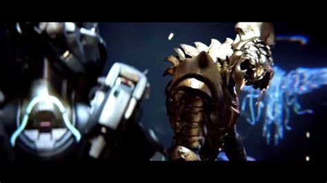 Agent Locke & Arbiter Cinematic Cutscenes