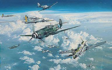 aviation art taylor robert headlong   clash
