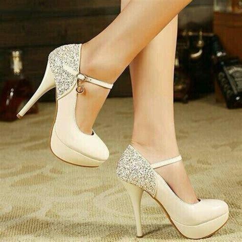 Womens Shiny High Heel Stiletto Platform Pumps Party