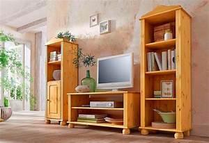Wohnwand Home Affaire : home affaire wohnwand mette 3 teilig breite 185 cm online kaufen otto ~ Cokemachineaccidents.com Haus und Dekorationen