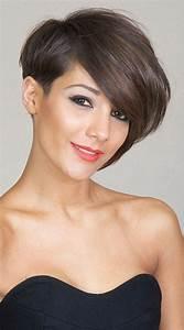 Coupe Cheveux Asymétrique : quelle coupe de cheveux asym trique pour sublimer votre visage coupe courte asym trique ~ Melissatoandfro.com Idées de Décoration
