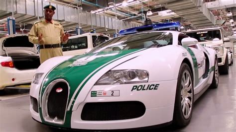 These Are The World's Fastest Police Cars