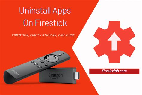 How To Uninstall/Delete Apps On Firestick Within 2 Minutes