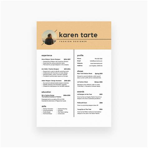 free resume builder design custom resumes in canva