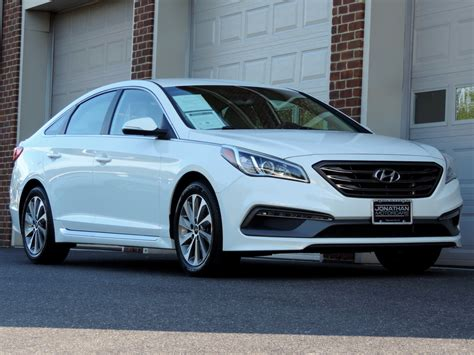 Hyundai Sonata Dealers by 2015 Hyundai Sonata Sport Stock 027931 For Sale Near