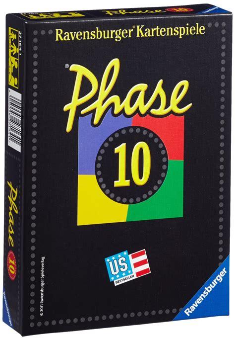 Phase 10, Spiel, Anleitung und Bewertung auf Alle ...