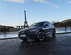 Avis Audi Q5 : audi q5 sline v6 tdi 2018 essai avis blog auto ~ Melissatoandfro.com Idées de Décoration