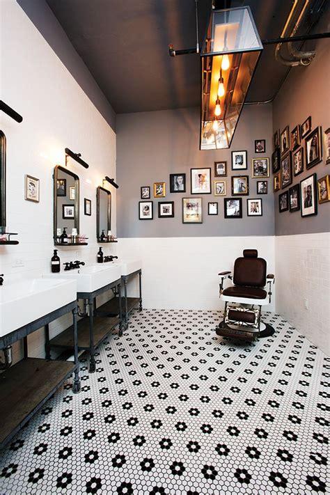 barber shop room ideas pi 249 di 25 fantastiche idee su barber shop interior su