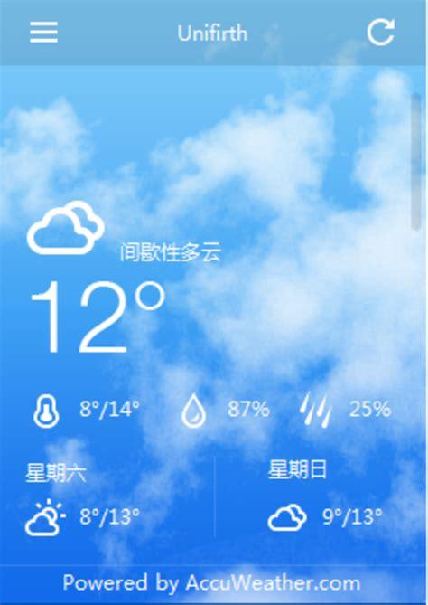 weather desktop channel app windows