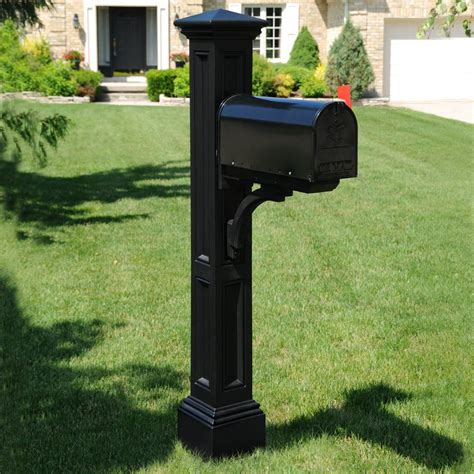 Decorated Mailboxes - gibraltar mailboxes stratford decorative plastic mailbox