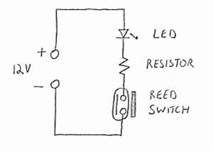 2wire Reed Switch Diagram : reed switches and hall effect sensors ~ A.2002-acura-tl-radio.info Haus und Dekorationen