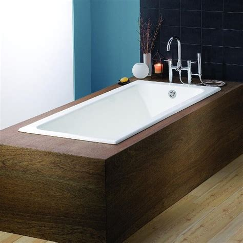 Drop In Tub Surround by Drop In Bathtub Dropped Into Wood Surround Interior Designs