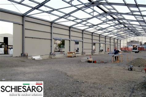 capannoni metallici prefabbricati capannoni in acciaio prefabbricati schiesaro indoor