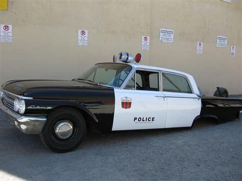 Axle-less 1961 Ford galaxie Police Car | This Galaxie was ...