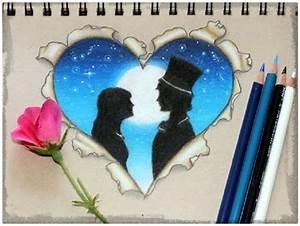 Dibujos de Amor a Lapiz Sensacionales dibujos a lapiz de mucho amor