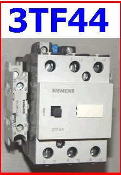 3tf44 datasheet ac magnetic contactor siemens