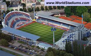 World Stadiums - Stadion Andruv Stadium in Olomouc