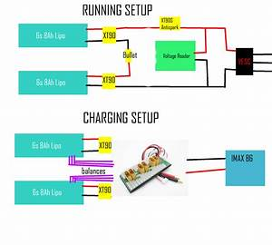 Electric Skateboard Wiring Diagram