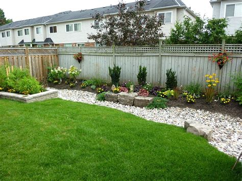 Simple Backyard Landscape Designs by Landscaping Ideas For Backyard On A Budget Easy Low