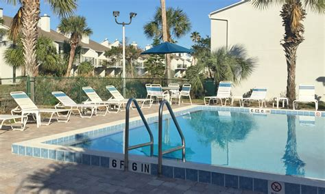 sea winds condo rentals visit st augustine