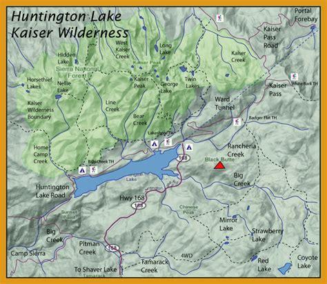huntington lake westside sierra