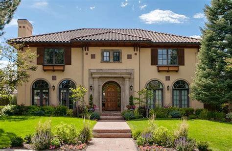 Top Photos Ideas For Mediterranean Style Homes Plans by 2 1 Million Mediterranean Style Home In Denver Co