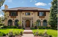 mediterranean style homes $2.1 Million Mediterranean Style Home In Denver, CO | Homes of the Rich