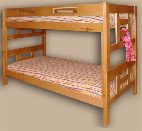 bunk bed hardwood bunk beds