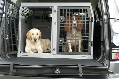 kb dog crate box  discovery  vauxhall