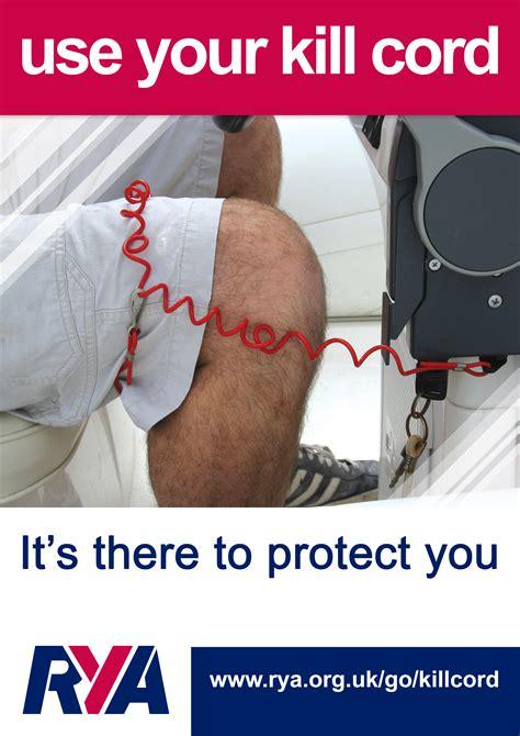 kill cord    safe boating safe