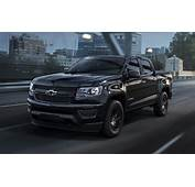 2016 Chevrolet Colorado LT Midnight Crew Cab  Wallpapers