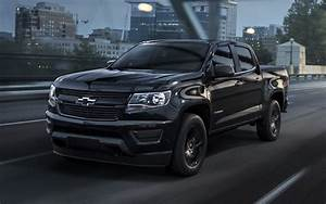 2016 Chevrolet Colorado LT Midnight Crew Cab - Wallpapers