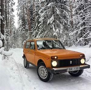 Lada Niva Tout Terrain : les 470 meilleures images du tableau lada niva sur pinterest 4x4 hors route et motos ~ Gottalentnigeria.com Avis de Voitures