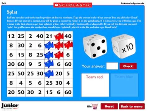 multiplication tables interactive games free daily calendar with times calendar template 2016